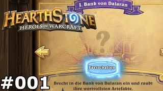 [HS] [Der große Coup] - [#001] - Kapitel 1. Bank von Dalaran - Rakanishu   Hearthstone Deutsch