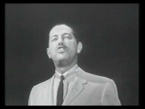 """Billy Eckstine (Nat King Cole) """"If I Can Help Somebody"""" 1957"""