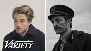 Robert Pattinson on 'The Lighthouse,' Mustaches and Singing Sea Shanties
