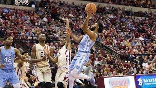 UNC Men's Basketball: Seminoles Hold Off Tar Heels, 81-80