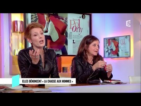 """Elisabeth Lévy, Natacha Polony : elles dénoncent """"la chasse aux hommes."""" - C l'hebdo - 11/11/2017"""