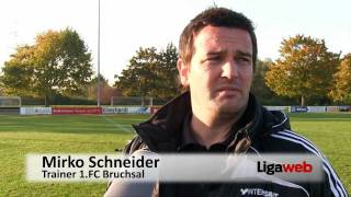 Ligaweb.tv - Spielbericht 1.FC Bruchsal - ASV Durlach