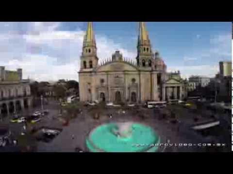 Guadalajara y Zapopan desde un drone