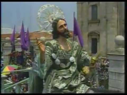 Semana Santa en Guatemala 2012 Parte 1 de 5 - Resumen TV Nacional - Guatemala C.A.