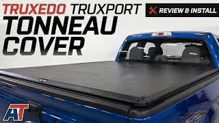 2009 2014 F150 Truxedo Truxport Tonneau Cover Review Install Youtube