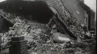 Opvang watersnoodramp 1953