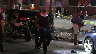 Three dead in 20 separate shootings across NYC overnight