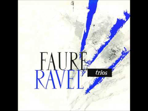 Ravel: Piano Trio in A minor - 1. Modéré -  Trio de France (1958, Pretoria 30 CL 8001)