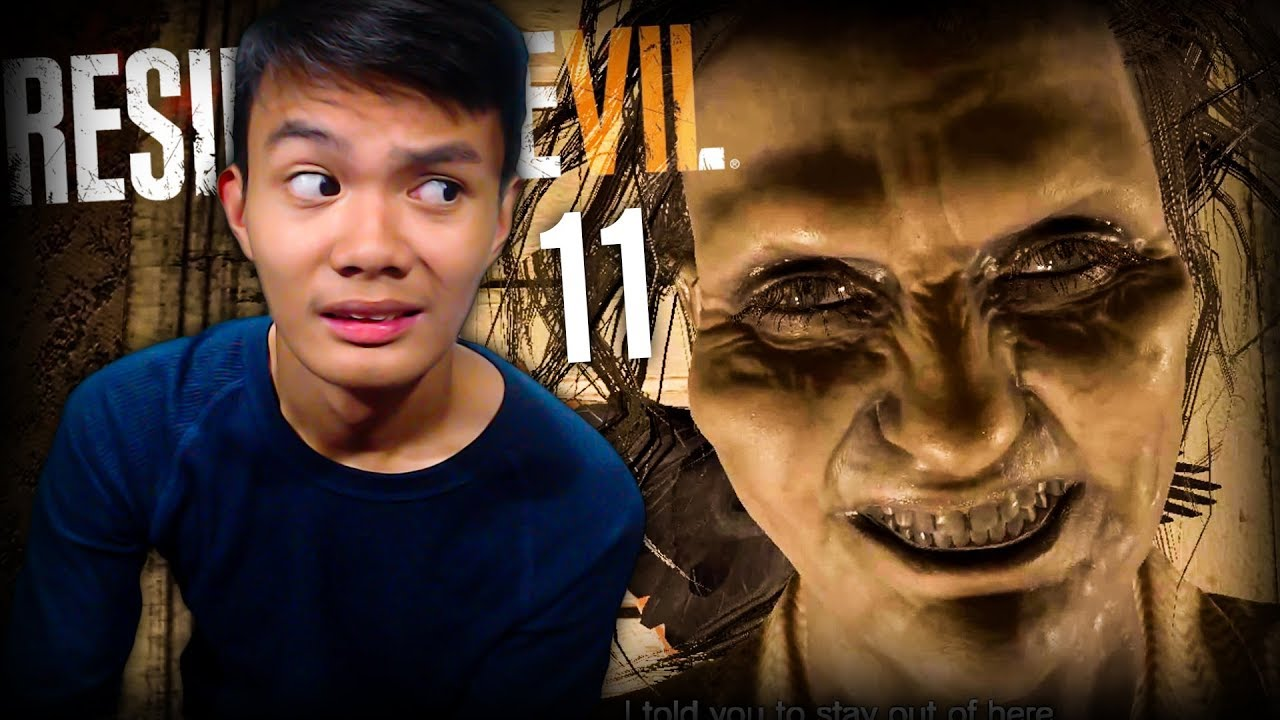 SA NANAY A BERNA! | Resident Evil 7 (Biohazard) - Part 11