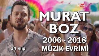Murat Boz Müzik Evrimi 3  2006 - 2018 Dünyalarca Müzik
