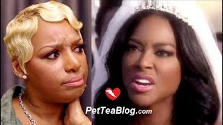 "Nene Leakes on Kenya Moore Secret Wedding ""I Don't Believe it !!!"" 👀🐸☕️🤦 #RHOA #tea"