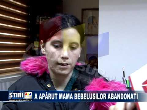 A aparut mama bebelusilor abandonati in Alexandria