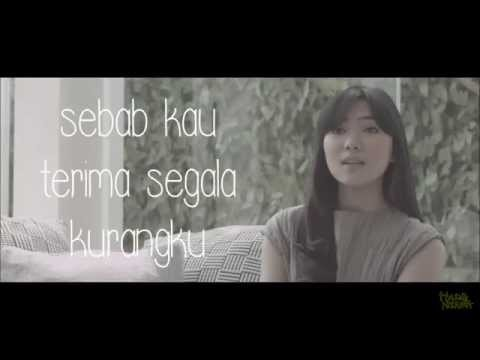 Isyana Sarasvati ft. Rayi Putra - Kau Adalah (Lirik) HD