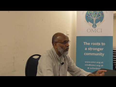 OMCI Daily Ramadan Reminder 2016 - The Etiquette's of Ramadan