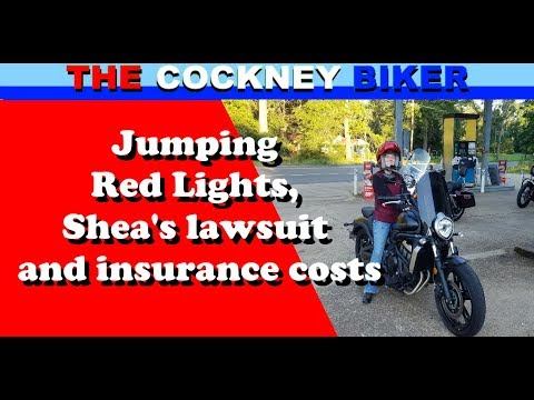 Jumping Red Lights, Shea's lawsuit and insurance costs