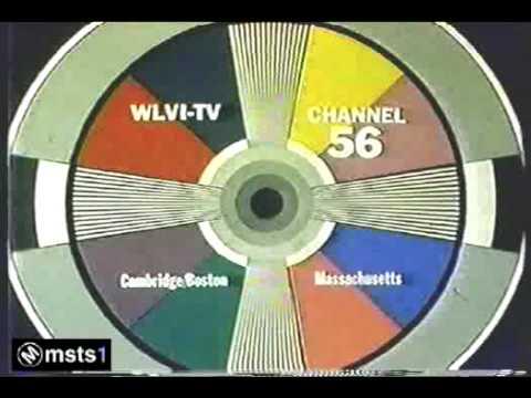 WLVI-TV 56 Boston - Sign-On 1986 (1 of 2)