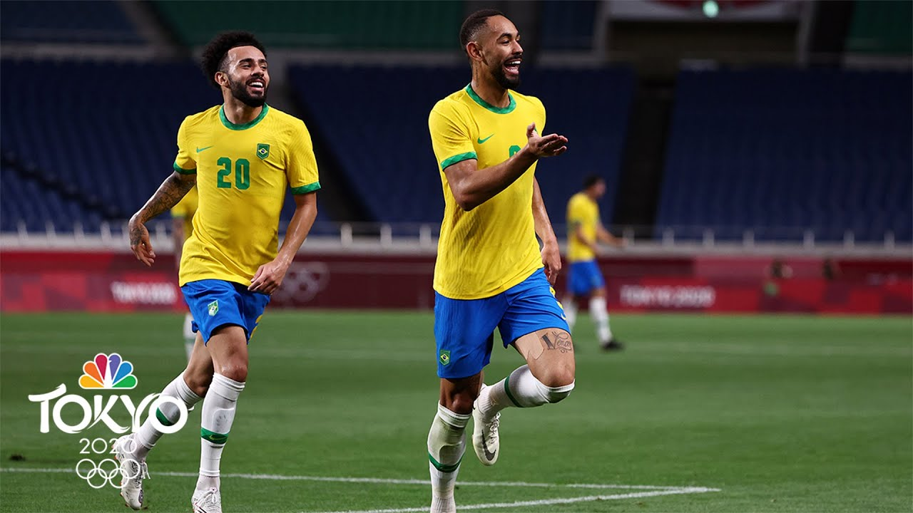 Download Brazil grinds out win over Egypt to advance to semifinals   Tokyo Olympics   NBC Sports