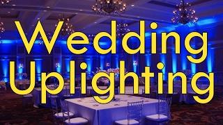 Wedding & Event Mongram, Uplighting and SpotLight Entrance
