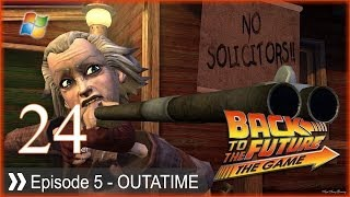 Back to The Future (The Game) - Pt.24 [Episode 5 - OUTATIME]