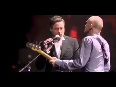 Driven to Tears  Robert Downey Jr Sings With Sting