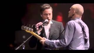 Driven to Tears - Robert Downey Jr Sings With Sting