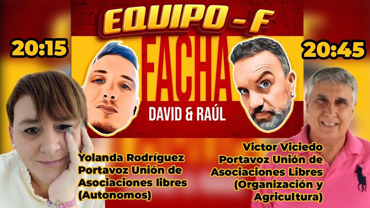 EQUIPO F con David Santos y  @Un murciano encabronao     DIRECTO DOMINGOS
