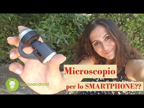 Microscopio per Smartphone, economico e divertente!
