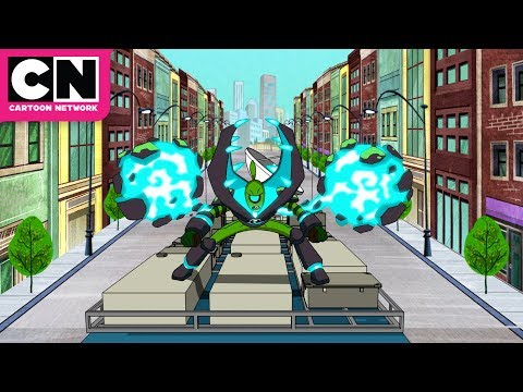 Ben 10 | Ben fights King Koil and Kimodo | Cartoon Network