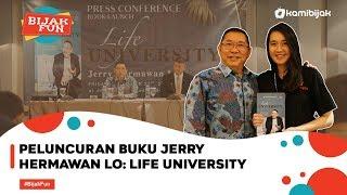 Gambar cover Peluncuran Buku Jerry Hermawan Lo: Life University