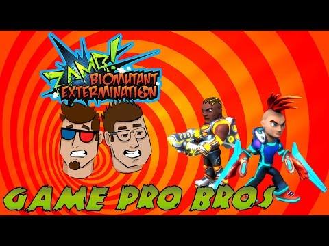Zamb! Biomutant Extermination: Untutored Layabouts - Game Pro Bros |