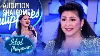 Shai Gomez - IDGAF | Idol Philippines 2019 Auditions