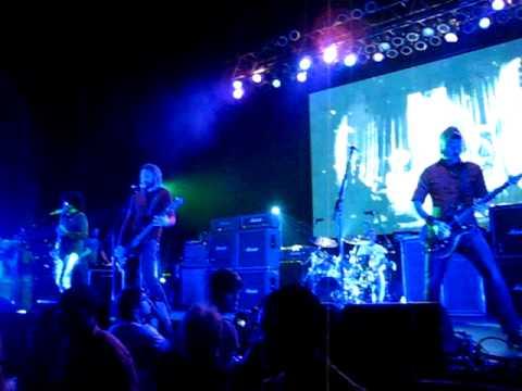 """Mastodon perform """"Oblivion""""  Hammerstein Ballroom 10 30 09"""