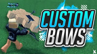 CUSTOMIZE YOUR BOW & ARROW!!! - Build a Boat For Treasure NEW WEAPONS UPDATE! ⚔️ ROBLOX