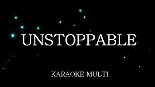 SIA - Unstoppable Karaokê