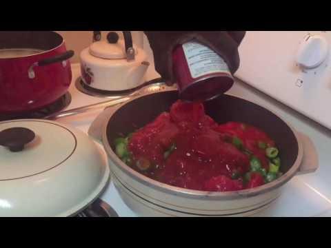 """Okra Gumbo """"Cooking General """""""