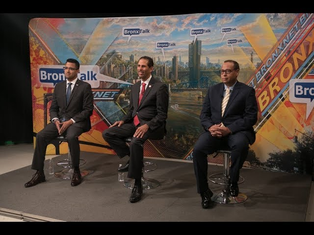 BronxTalk August 28 2017: CD 14