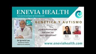 Dr. Lao, charla sobre genética y autismo.