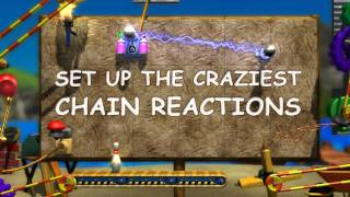 Crazy Machines Elements Trailer