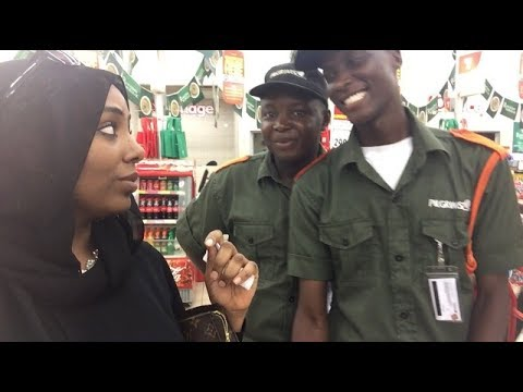 Nigeria Vlog: Trouble with security at Kano Mall