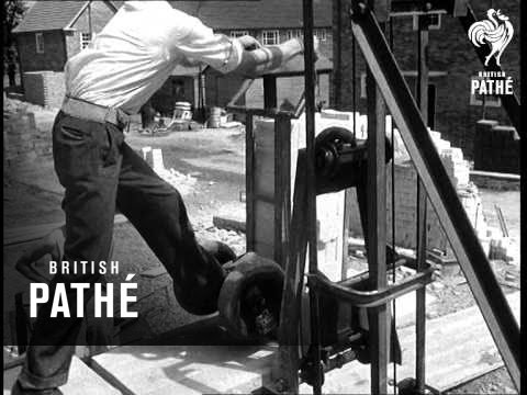 Download Youtube: Building A House (1940-1949)