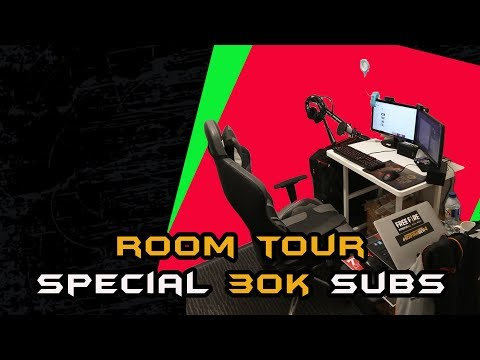 ROOM TOUR SPECIAL 30K SUBS