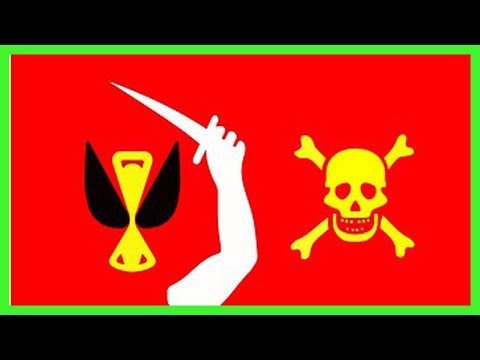Top 10 Pirate Flags From The Golden Age Of Piracy