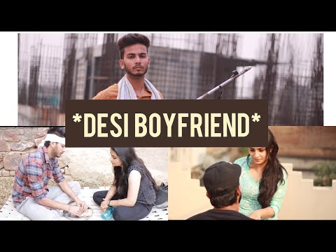 DESI V/S CITY BOYFRIEND - | Elvish Yadav |