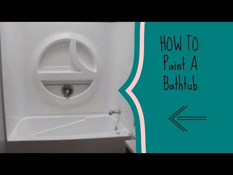 Amazing Paint For Bathtub Tall Painted Bathtub Round Companies That Refinish Bathtubs Can You Paint A Bath Old Reglazing Tubs FreshHow Much Does Bathtub Refinishing Cost HOW TO: Paint A Bathtub   YouTube