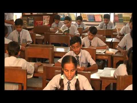 Dayawanti Punj Model School, India - Educational Documentary