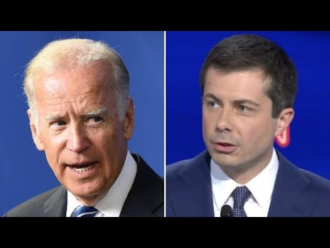 CAMPAIGN 2020: JOE BIDEN rips PETE BUTTIGIEG in fiery speech, says it's 'a risk' to nominate him