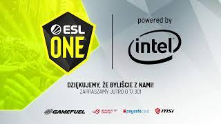 ESL One New York 2019 | Półfinały | Dzień 3