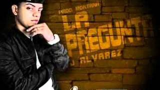 """J Alvarez -- """"La Pregunta"""" (Nuevo Original) (Jory y Farruko) (aleryk)"""