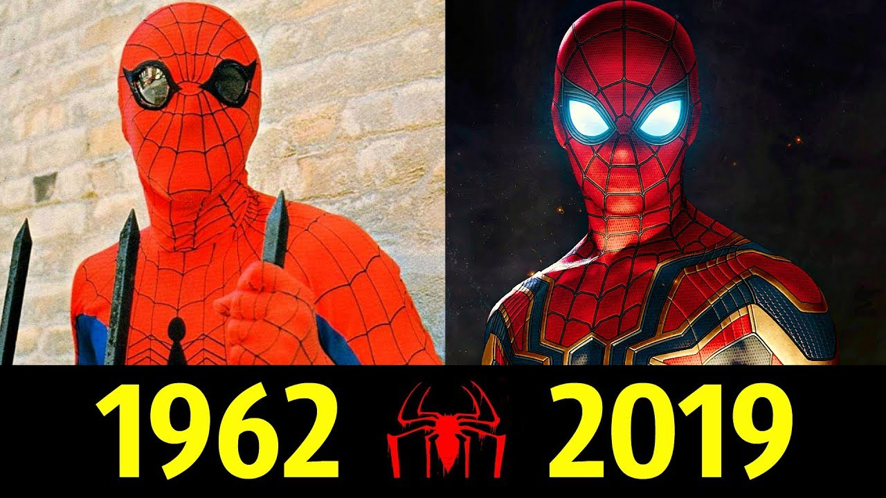 человек паук 2019