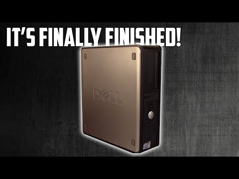 The $5 Dell Optiplex Becomes a Gaming PC